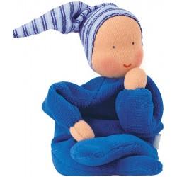 Nicki Baby blue doll
