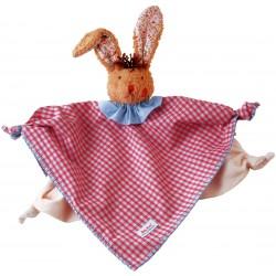 Luckies bunny towel doll