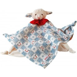 Lamb towel doll