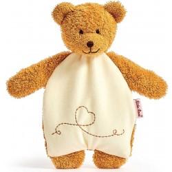 Bear Caramel rye and spelt pillow