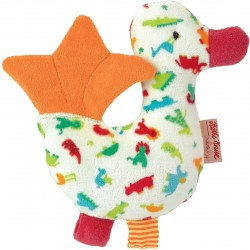 Ikibab duck rattle