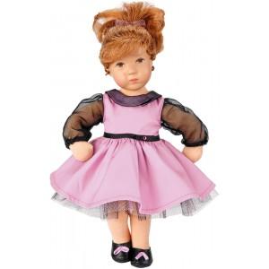 Bine, red hair Däumlinchen doll