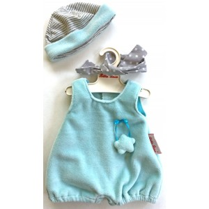 Romper clothing set for Puppa