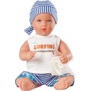 Bath baby doll Finn