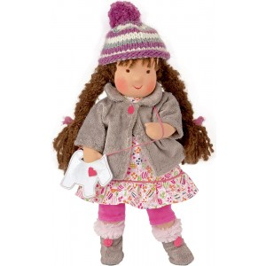 Cecilie Waldorf doll