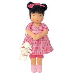 Miyu Waldorf doll
