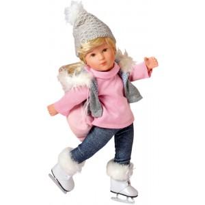 Sophie Muriel ice skater doll