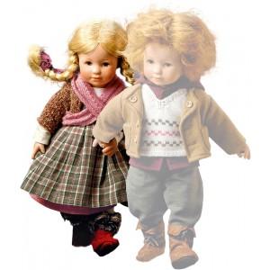 Gretel, classic Child of Fortune doll
