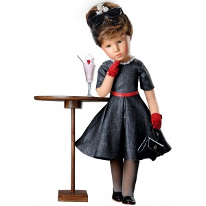 Audrey, classic doll star