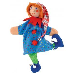 Kasper hand puppet
