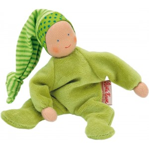 Nicki Baby green doll