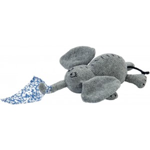 Fantasalto elephant rattle