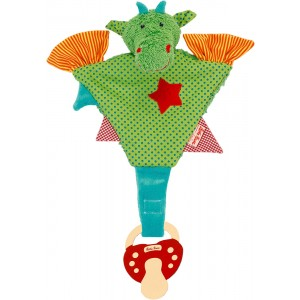 Dragon Kuno pacifier towel doll