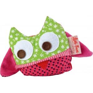 Beanbag owl Athena