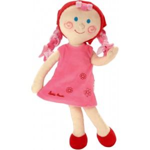 Cloth baby doll Lilli