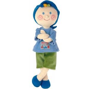 Cloth baby doll Timmy