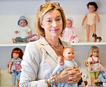 Kathe Kruse owner Andrea Chrstenson