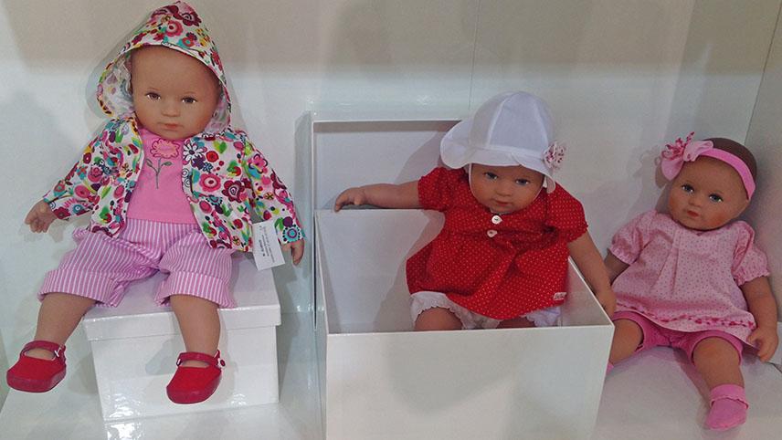 Full size Bambina dolls