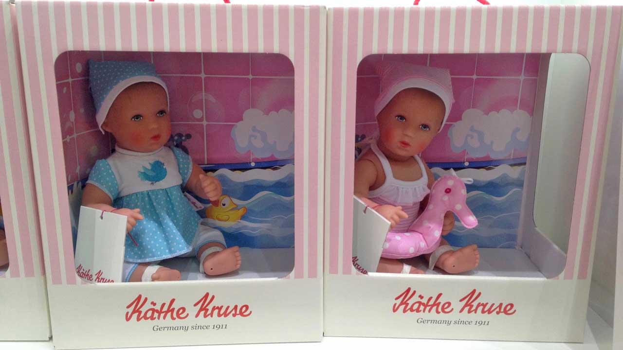 New Bath Baby dolls