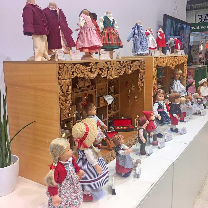 Kathe Kruse collector dolls