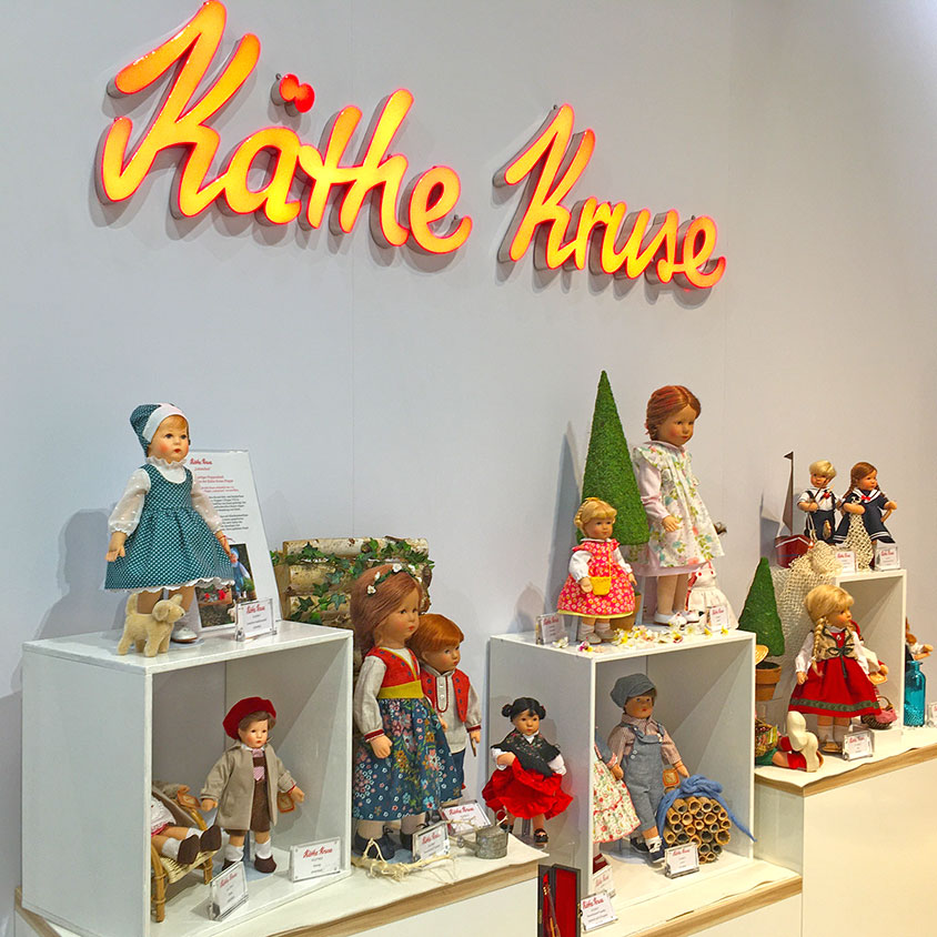 Kathe Kruse Nuremberg 2020 collector dolls