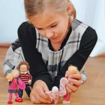 Doll Play Helps Children Gain Social and Emotional Skills